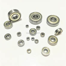 1-5pcs 6000 6001 6002 6003 6004 6005 6006 ZZ 2Z Deep Groove Ball Bearing Metal Shielded Miniature Bearing(China)