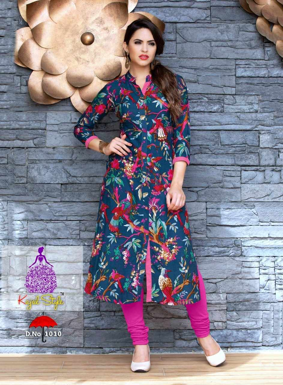 6ff8bbdfa017 Indian Pakistan Clothing Tradition Cotton Kurta Bollywood Designer Stylish  Tunic Digital Printed Top Dress Daily Party