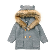 Xizhibao Fall Winter Baby Girls Clothes Outfits Coat