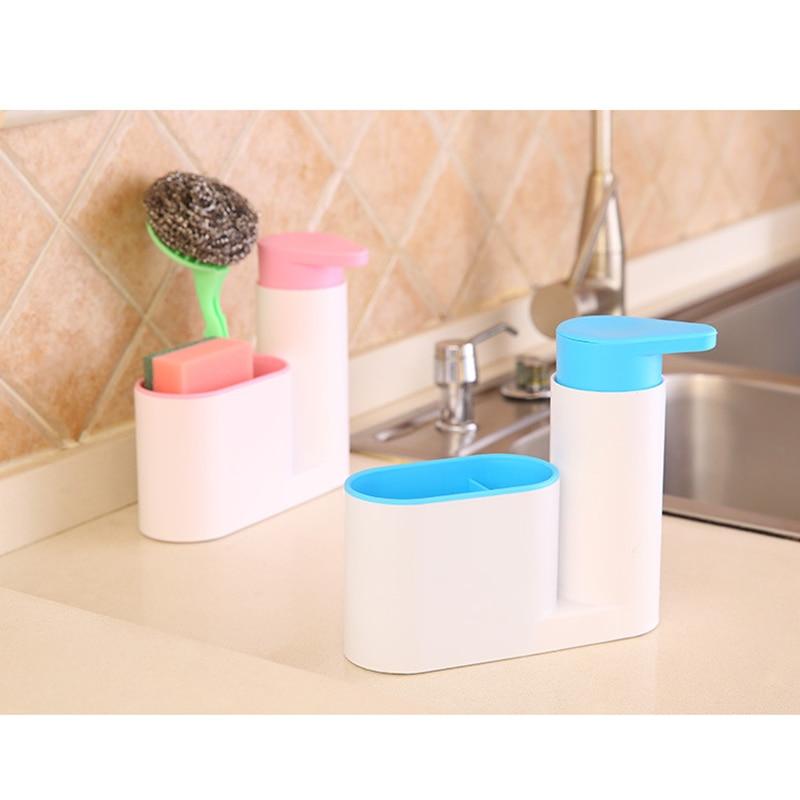 Draagbare Thuis Best Plastic Shampoo Zeepdispenser Practical Vloeibare Production Douchegel Houder Container