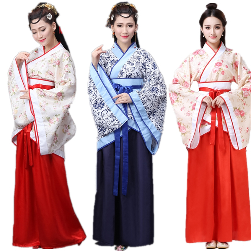 6Color Chinese Traditional Cheongsam Women Satin Dress Tang Suit Wedding Long Sleeve Qipao Dresses For Women Clothing Set