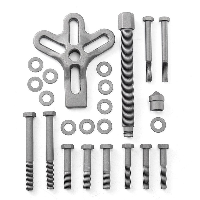 Back To Search Resultstools Apprehensive 13pcs Car Steering Wheel Puller Removal Tool Harmonic Balancer Auto Special Disassembly Tools Heavy Duty Crankshaft Gear Repair Removing Obstruction Hand Tool Sets