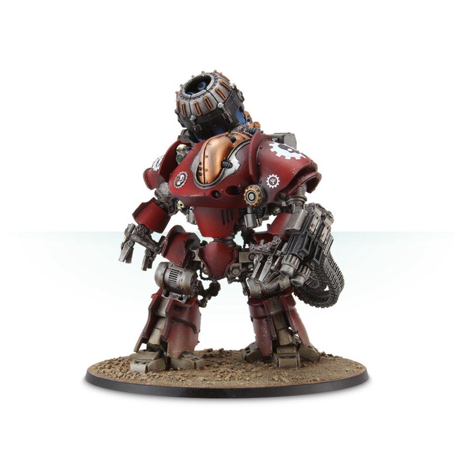 Mechanicum Thanatar Battle Automata