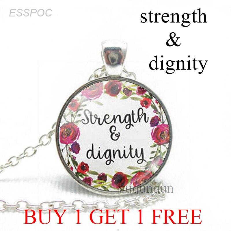 Наклейки с надписью «сила и достоинства»