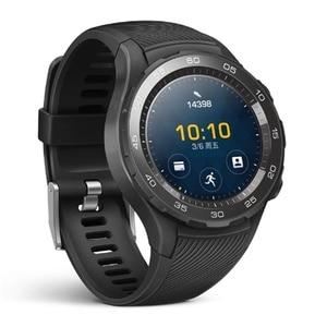 Image 3 - Oryginalny międzynarodowy Rom zegarek huawei 2 inteligentny zegarek obsługuje LTE 4G telefon do android ios z IP68 wodoodporna NFC GPS
