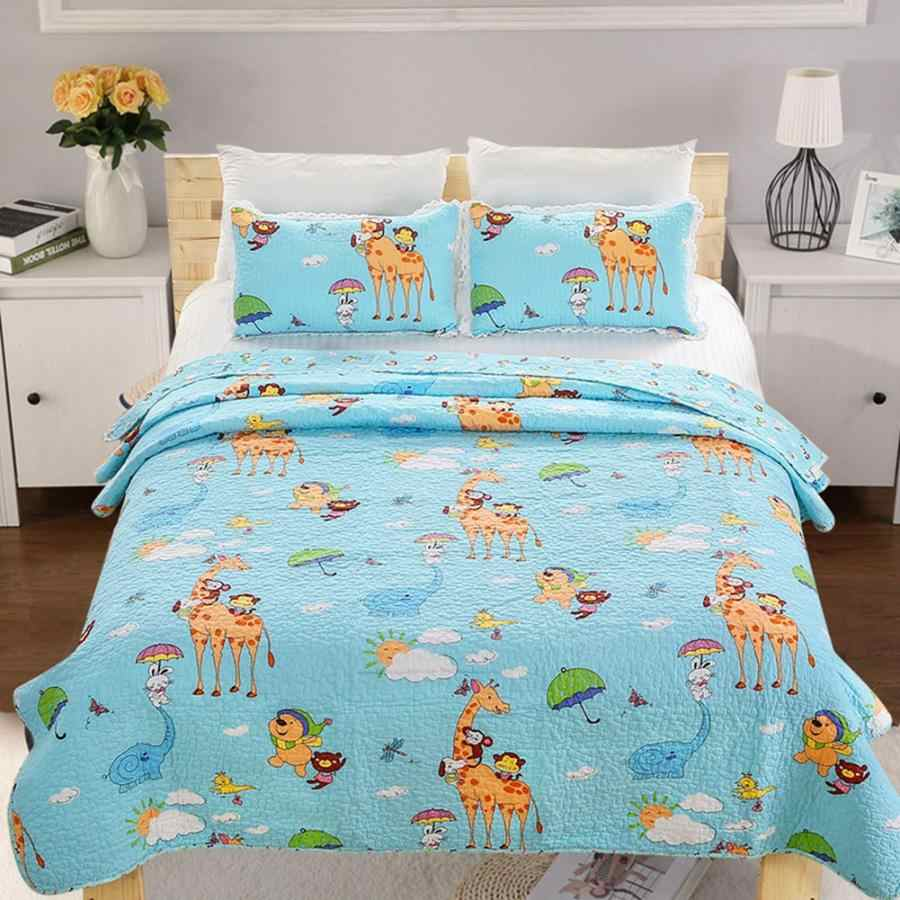 King Size Cotton Bedspread Bedsheet Summer Comforter Air Conditioning Blanket comforter bedding sets