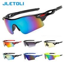 e31dee19b272d5 JLETOLI UV400 Hommes lunettes de soleil sportives Cyclisme Sur Route Lunettes  VTT Lunettes Vélo Lunettes Oculos