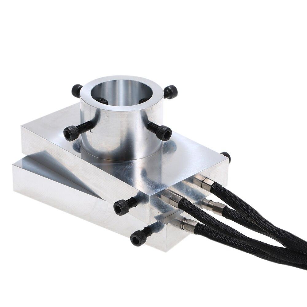 Calore Colofonia Presse Piatti Heavy Duty Doppio Regolatore PID Enail Riscaldamento Piastra In Alluminio Regolatore di Temperatura Elettrico Box