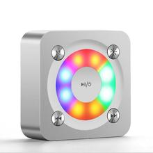 A9 Wireless Bluetooth Speaker Portable Subwoofer Outdoor LED Marquee Card Inserted Player Stereo Hd Sounds Surrounding Devices