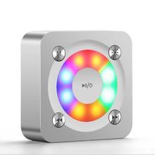 A9 haut parleur Bluetooth sans fil caisson de basses Portable extérieur LED chapiteau lecteur inséré stéréo Hd sons périphériques environnants