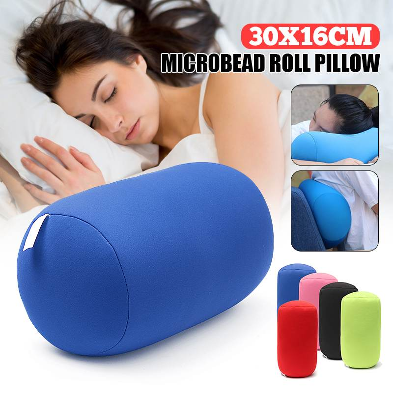 Cervical Microbead Pillow Orthopedic Medical Therapeutic Sleeping /& Neck Support