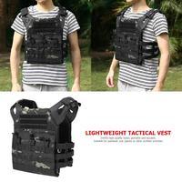 Molle Sentry Lightweight Tactical Vest Plate Carrier Waistcoat Combat Assault Vest Hunting Vest Protection
