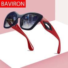 BAVIRON Cat Eye Sunglasses Women Fashion Designer W