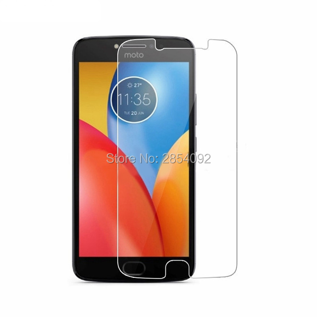 Tempered Glass For Motorola Moto E4 Plus Screen Protector for Lenovo Motorola Moto E4 Plus MT6737 XT1773 XT1771 Glass Protective image