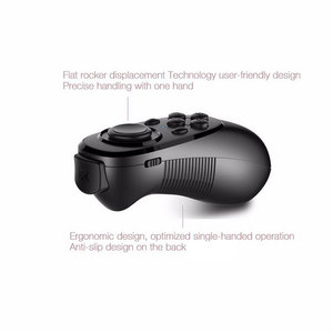 Image 4 - Bluetooth Wireless Gamepad VR Controller IOS Android Phones Joystick Remote Control for Mobilephone VR Box Smart TV B4