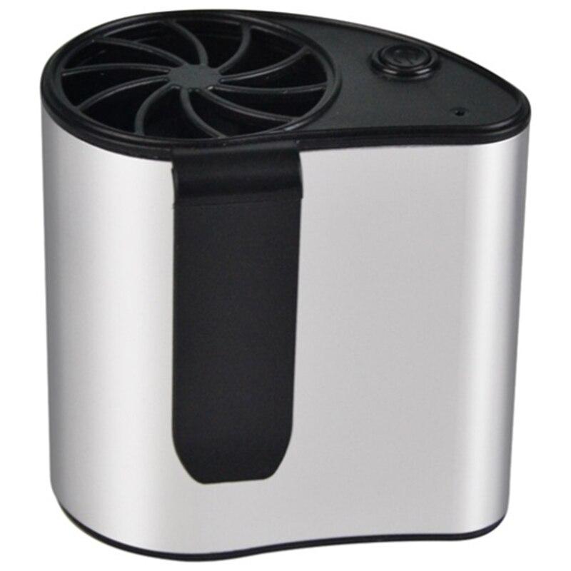 Portátil Móvel Mini Ventilador de Ar Condicionado Pequeno Ventilador Usb Recarregável Pendurado Cintura Pessoal Para Viajar E Acampar Ao Ar Livre