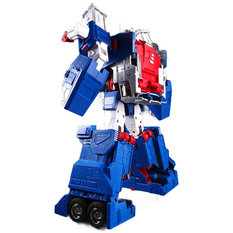 Transformation KUBIANBAO THF 04 Anime Movie Series Figure Model Deformable Robot Car Autobots Large Size ABS Plastic Alloy