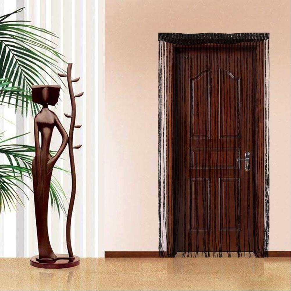 Модные ботильоны с кисточками штора-лапша дверная дверь украшения на окна для дома