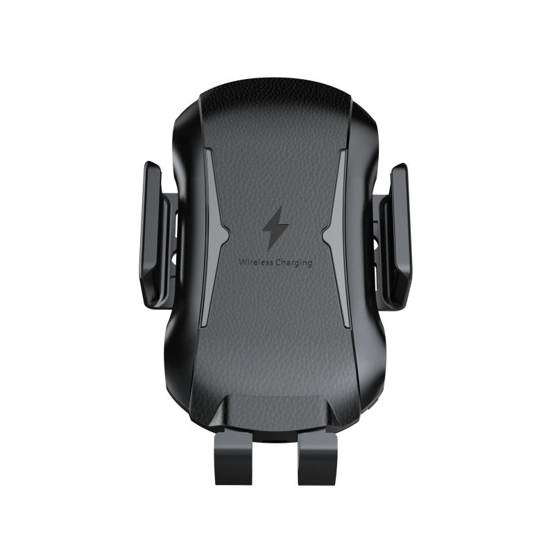 Image 2 - Qi Car Wireless Charger Phone Holder For Ulefone Armor X 6 Power 5 5S Leagoo Power S10 5 Fast Wireless Charging Phone Stand-in Chargers from Consumer Electronics