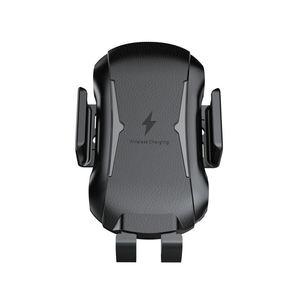 Image 2 - تشى سيارة حامل هاتف شاحن لاسلكي ل Ulefone درع X 6 قوة 5 5s Leagoo الطاقة S10 5 شحن لاسلكي سريع حامل هاتف