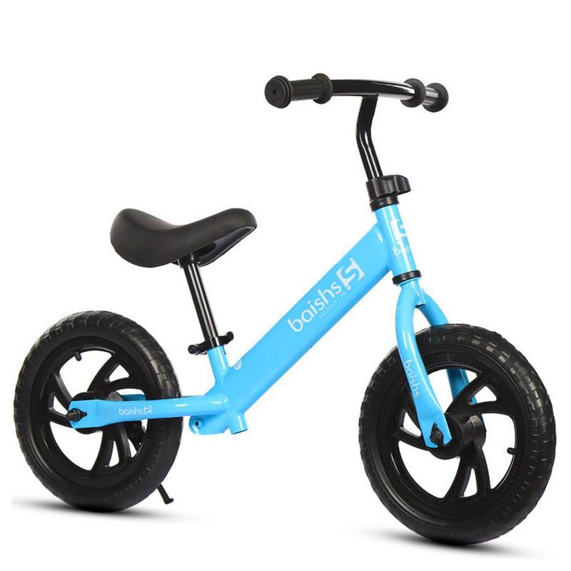 Bébé marcheur Balance vélo enfants deux roues Scooter 12 pouces vélo pas de pédale équitation jouets enfants vélo Portable bébé marcheur
