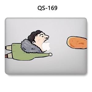 Image 3 - עבור מחשב נייד שרוול למחשב נייד MacBook 13.3 15.4 אינץ עבור MacBook רשתית 11 12 מקרה עם מגן מסך מקלדת קוב