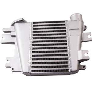 Top Mount Intercooler Upgrade for Nissan Patrol  GU Y61 With 3 Litre ZD30 Direct Injection Diesel Engine 1997 2007 -