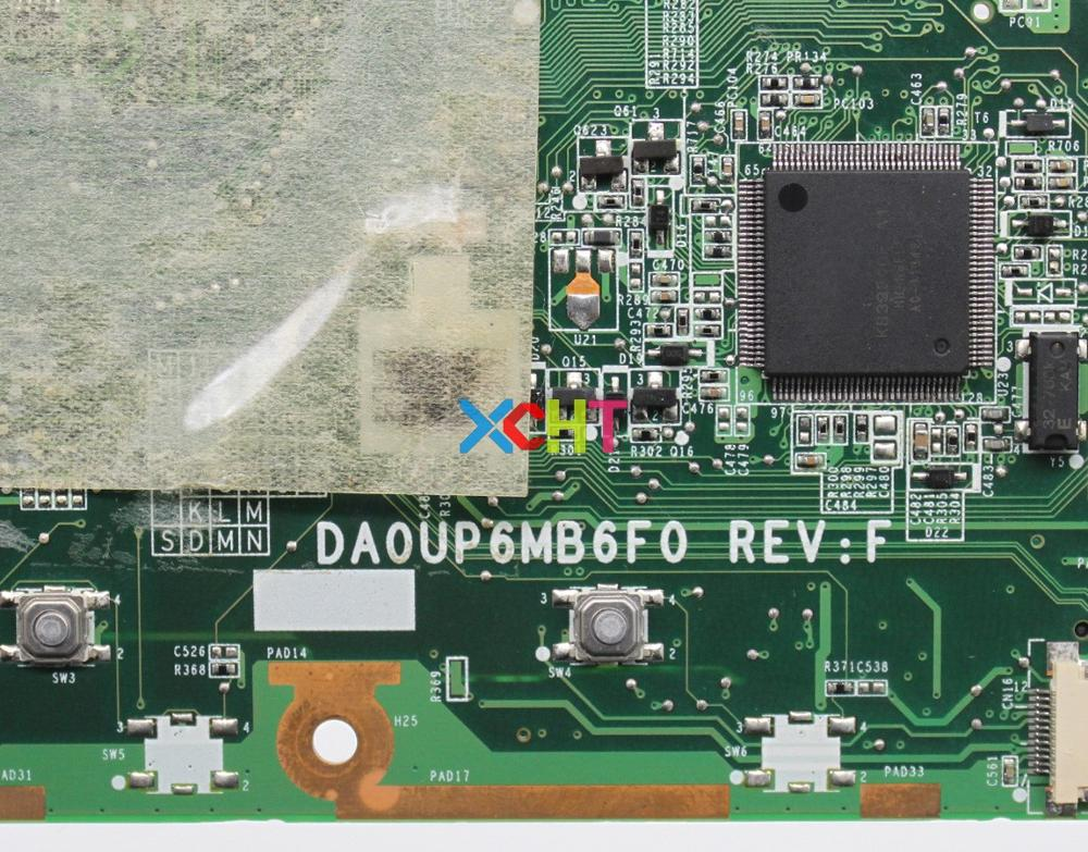 Image 5 - XCHT for HP Pavilion DV6 DV6 2000 Series 600816 001 DA0UP6MB6F0 G105M/512 Laptop Motherboard Mainboard Tested & Working Perfect-in Laptop Motherboard from Computer & Office