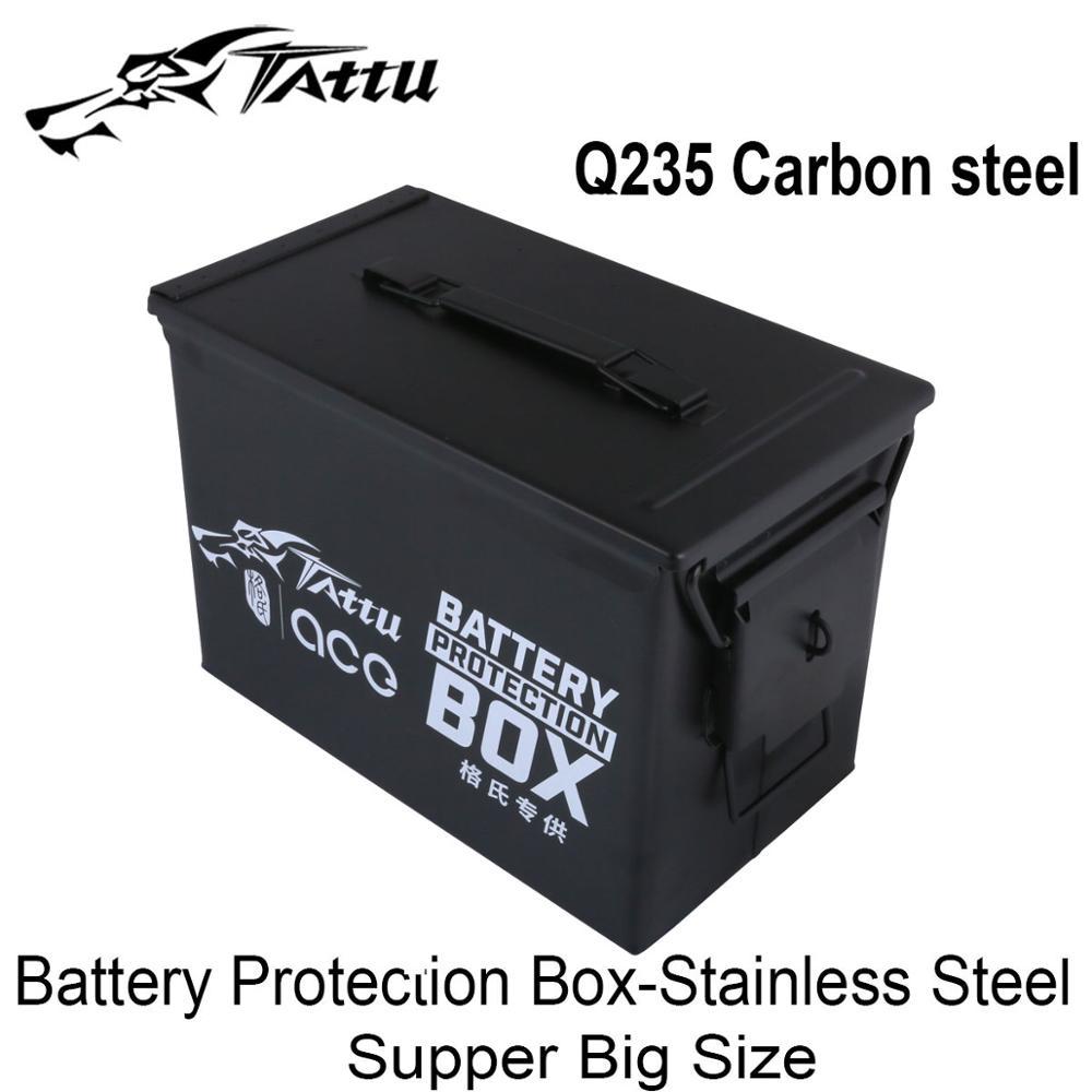 Gens ace Q235 en acier au carbone ignifuge anti-déflagrant étanche Lipo sac sûr pour le stockage de la batterie Lipo et la charge de grande taille