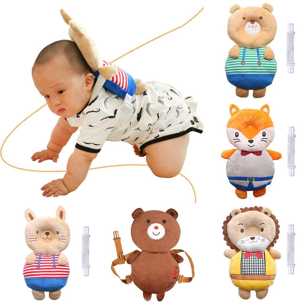 Baby Head Protector Pillow Toddler Children Protective Cushion for Learning Walk Sit Head Protector Baby Child safe care