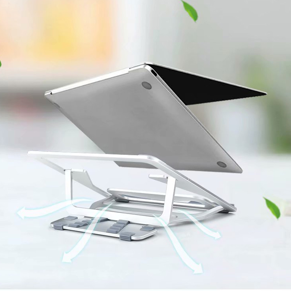 "Universal Portable Desktop Tablet Stand Holder 15.6/"" 17.3/"" 16/"" Screen US Seller"