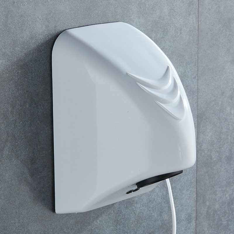 800W Air Hand Dryer Automatic Infared Sensor Commercial Bathroom Household
