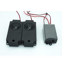 Second Generation Cool Throttle Linkage Groups Engine Sound Simulator With 2 Speakers for RC Car Vehicle Model Part
