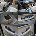11 teile/satz ABS Auto Innen Holzmaserung Farbe Abdeckung Trim Panel Overlay Rahmen Kit Fit Für Honda Accord 2003- 2007 7th Generation