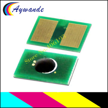 4x Toner Cartridge chip For OKI C332 C332dn MC363 MC363dn C332 dn MC363 dn reset chip 46508712 46508711 46508710 46508709
