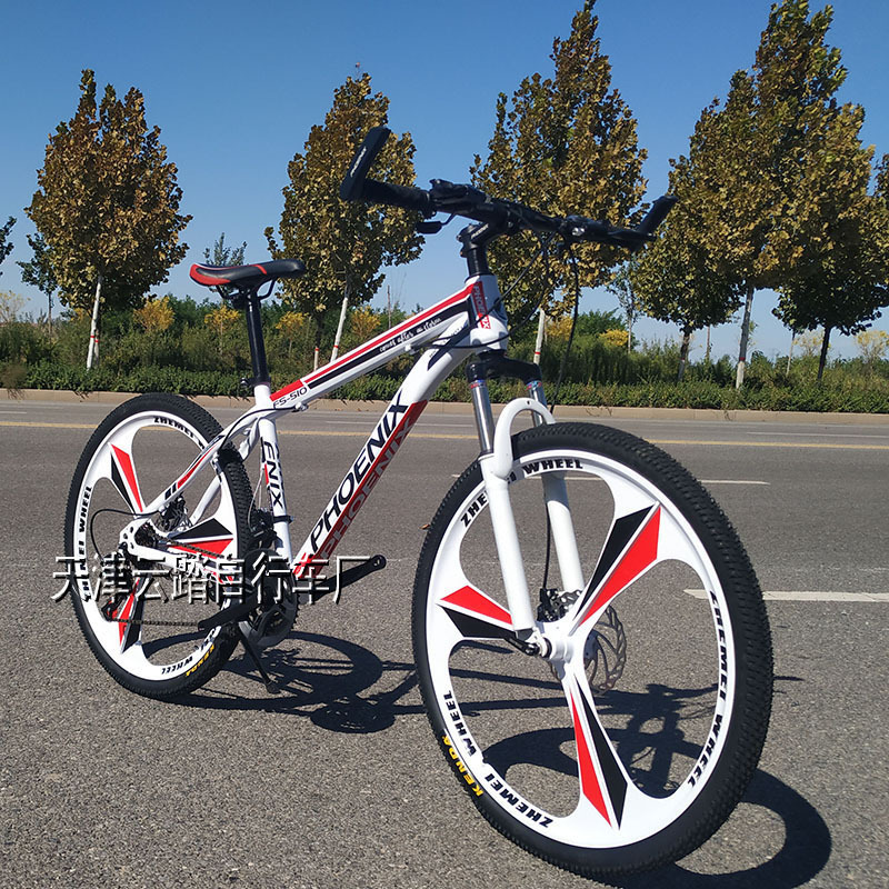 Bmw Bicycle >> Us 560 5 Inch Aluminium Alloy Phoenix A Mountain Country Vehicle Bmw Bicycle Land Rover 21 Speed Men And Women Student Single In Bicycle From Sports