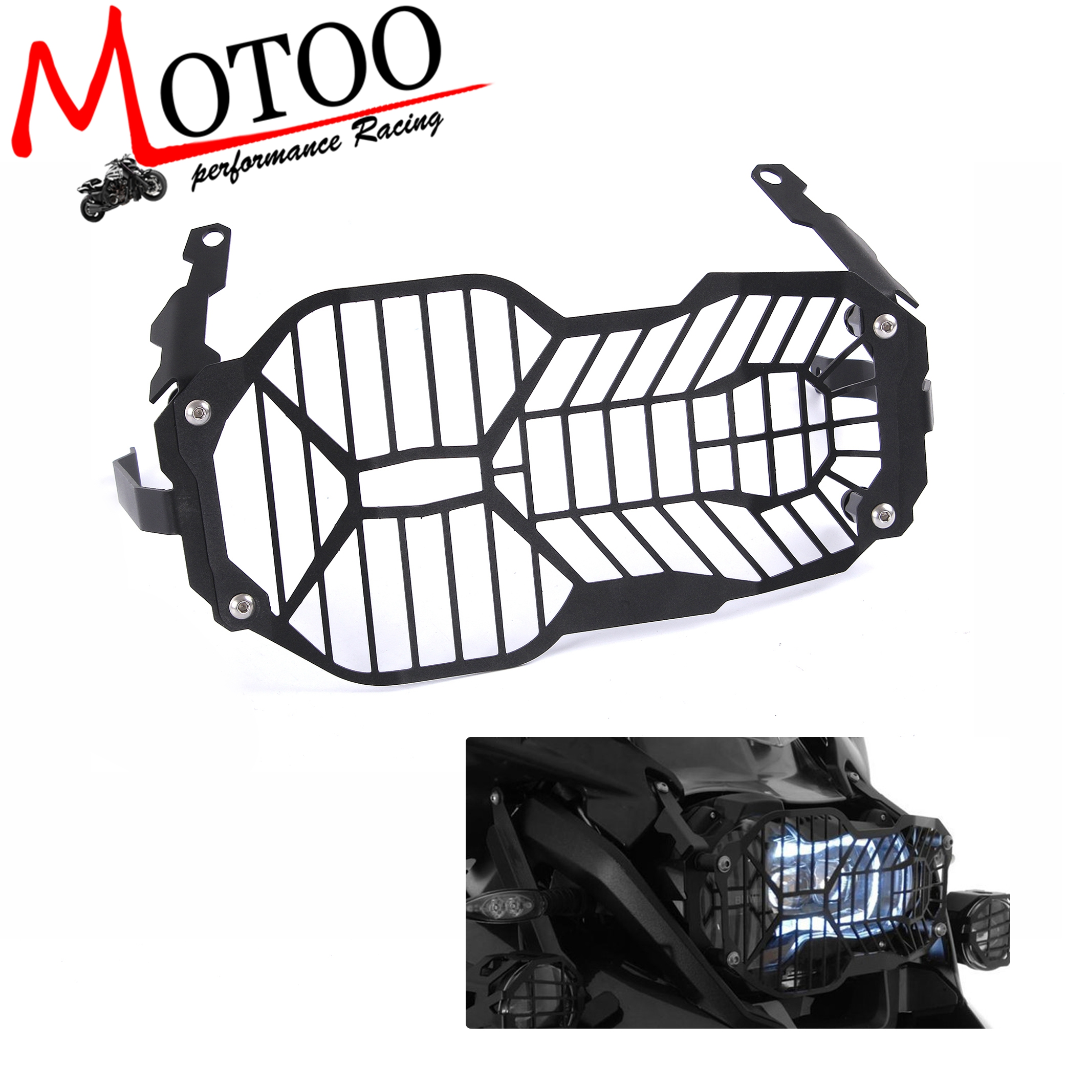 Motorcycle Front Headlight Grille Guard Cover Protector For GSA BMW R1200GS R1200GS R 1200 R1200 GS /LC /Adventure 2013 2018