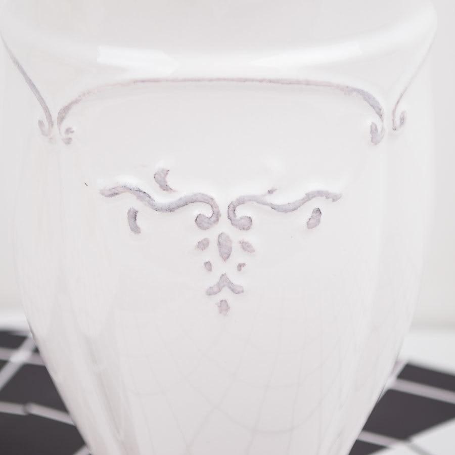 o tema Mediterran vaso de flores de cerâmica vasos decorativos - Decoração de casa - Foto 3