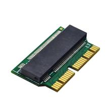 NVMe PCIE M.2 ключ SSD адаптер карты расширения карты Macbook Air Pro SSD Райзер для Macbook Air 2013 2014 2015