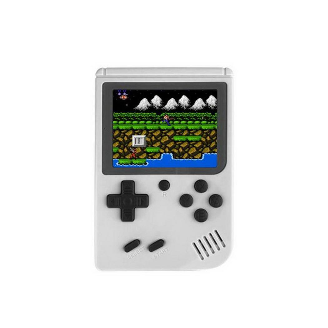Portable Built-in 168 Games Mini Handheld Children USB Above 5 Years Old Casual, Home, Travel, etc Game Console