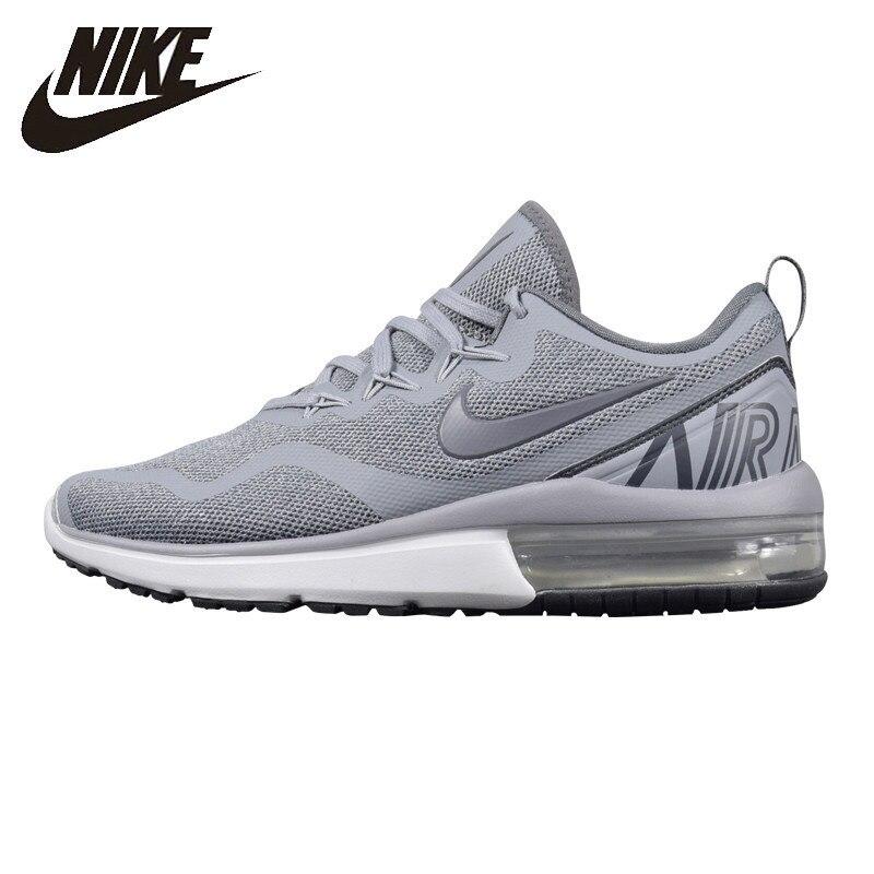 Nike Air Max Fury Original Men Running Shoes Shock Absorption Wear Resistant Breathable Ourdoor Sneakers #AA5739