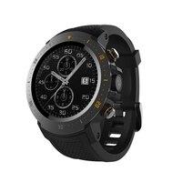Bakeey A4 Смарт часы Для мужчин 4G 1,39 'AMOLED gps + BD WI FI IP67 индивидуальные циферблате Android 7,1 приложение Рынок Smartwatch