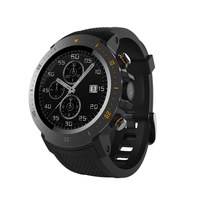 Bakeey A4 Smart Watch Men 4G 1.39' AMOLED GPS+BDS WIFI IP67 Customized Watch Face Android 7.1 APP Market Smartwatch
