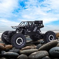 FBIL Rc Car 1:18 4Wd 2.4Ghz Remote Control Crawler Mini Off Road Car Speed Rock Rover Toys For Kids