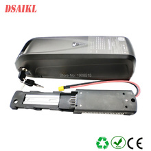 Ebike frame battery pack 36V 10Ah 12Ah 15Ah big hailong with charger for 250W 350W motor kit