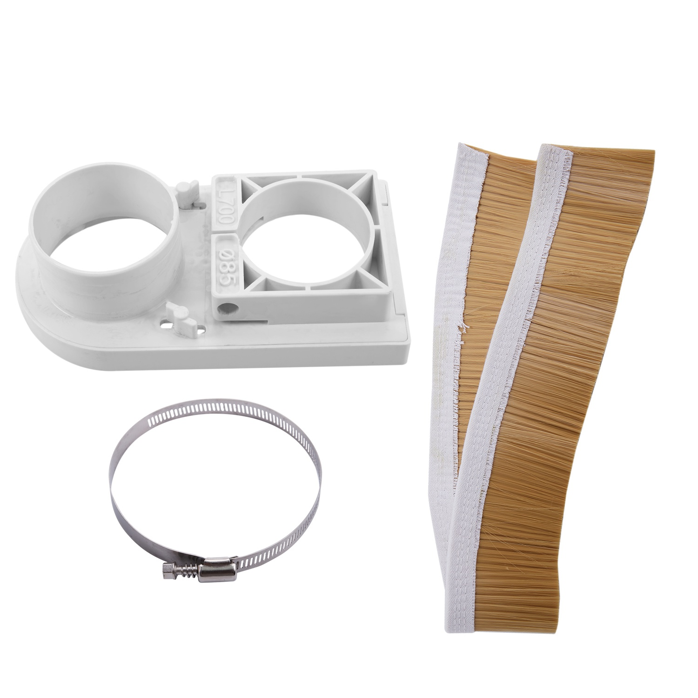 1pc Woodworking Engraving Machine Vacuum Hood Nut Tightening Dust Hood Dust Hood Brush Dust Suction Engraving Machine Accessorie
