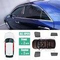 Боковые окна магнитный Солнцезащитный УФ-защита луч Блокировка сетка козырек подходит для Mazda 6 2006-2010