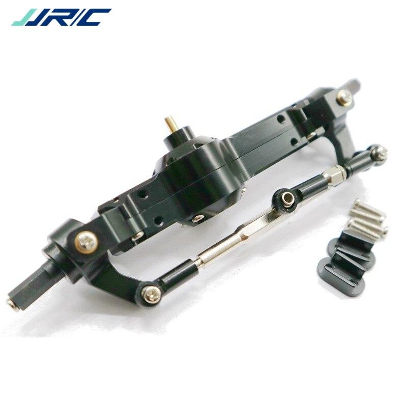 Racerstar WPL B36 Heng Long JJRC Q60 1/16 2.4G Military Truck Rc Car Parts Metal Front Bridge Axle