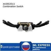 Indicateur clignotant colonne combinaison interrupteur Avant berline CABRIOLET 443953513 pour Audi 100 80 B3 B4 90 C3 C4 200