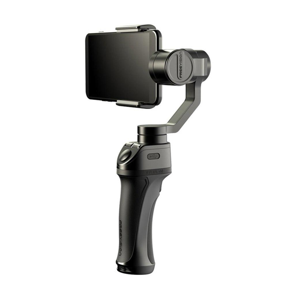 Freevision Vilta Mobile vilta-m 3 axes stabilisateur de cardan support vidéo Anti-secousse pour iPhone XS X XR 8 Plus 8 SamsungS9